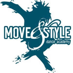 Move and style logo